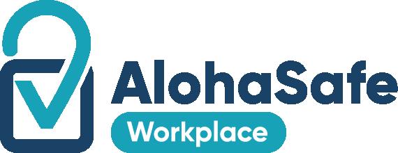 AlohaSafe Workplace logo
